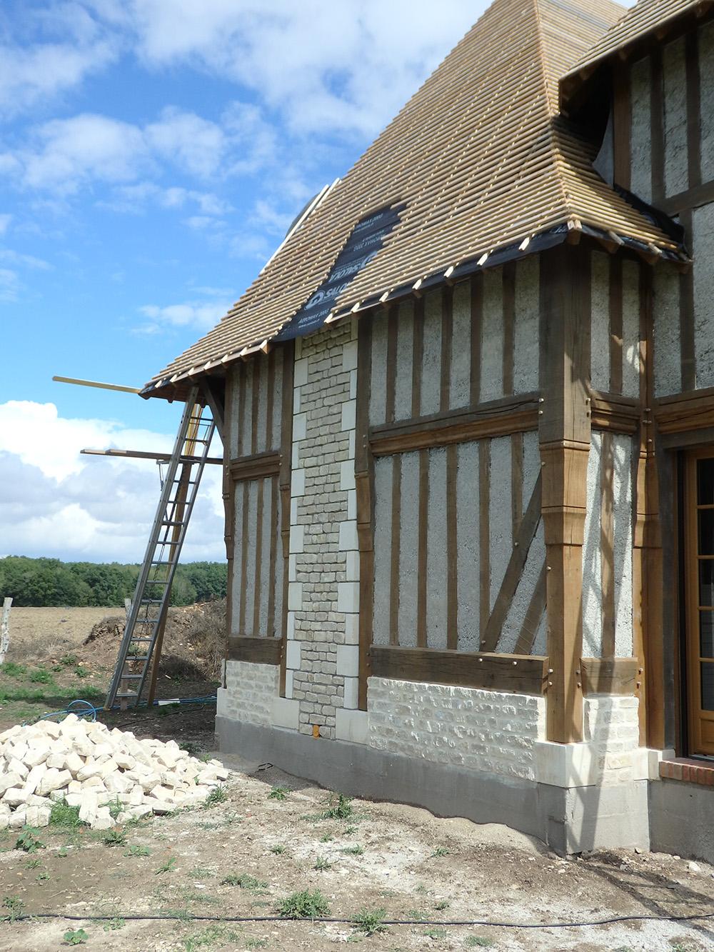 Amenagement exterieur int rieur construction maison for Interieur exterieur