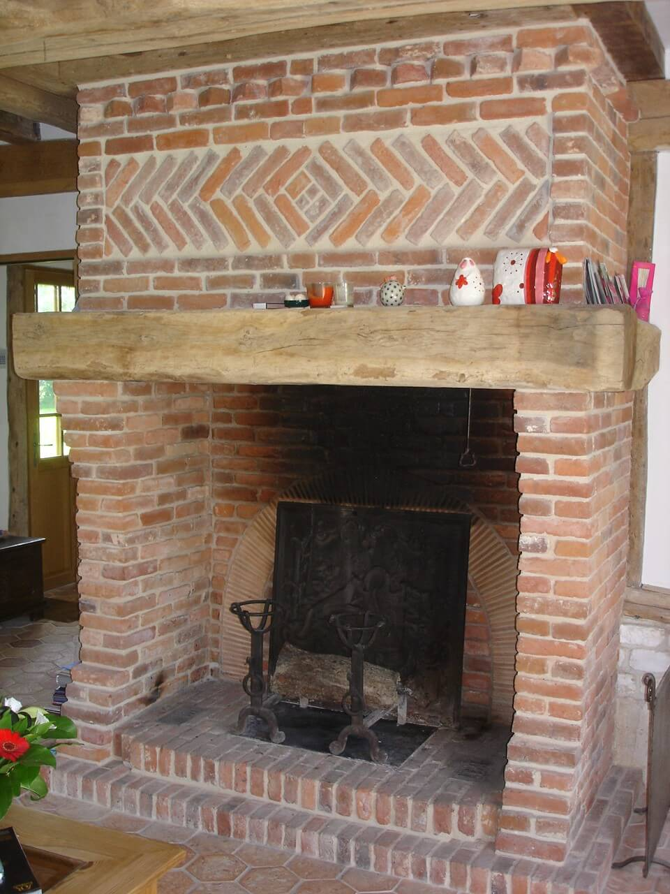 Photo cheminée